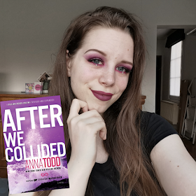 Latest book-inspired makeup look!
