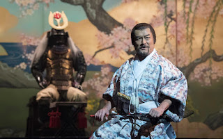 A Japanese Macbeth That's Out Of This World - Barbican, Review.