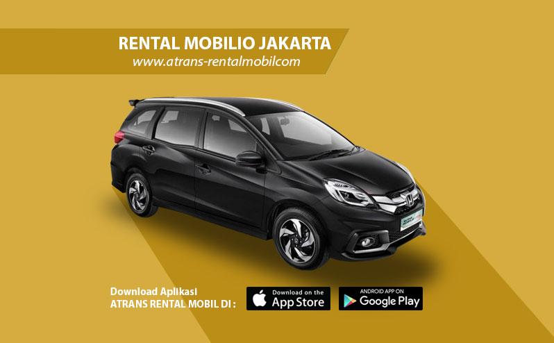 Rental Mobil Honda Mobilio Murah Jakarta