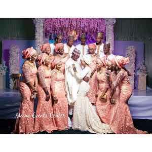 nigerian traditional wedding photos