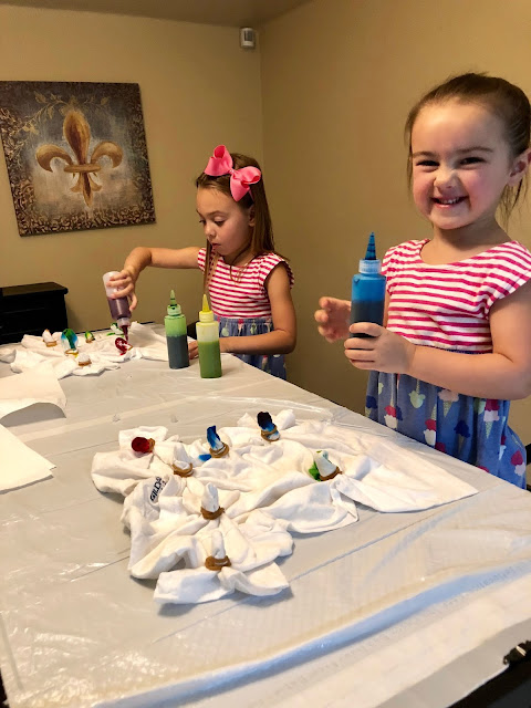 Tie Dye-Summer Activities & Toys