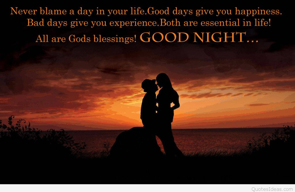 Download Free Romantic Good Night Love Quotes - Really Good Life Quotes
