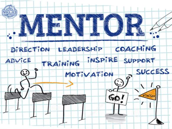 #WednesdayWisdom - Get you a Mentor!!