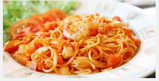 Resep Masak Spaghetti Udang Super Pedas