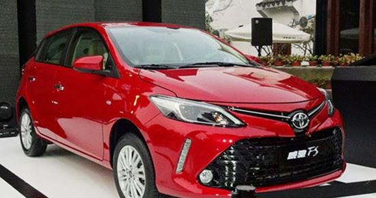 Burlappcar 2018 Toyota Vios Fs