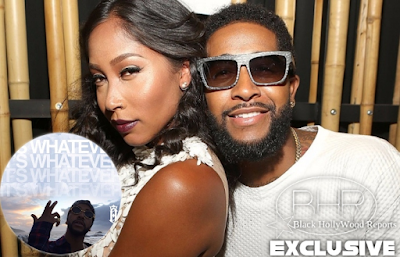 "Love And Hip Hop Hollywood Star Apryl Responds To Omarion's New song "" Its Whatever """