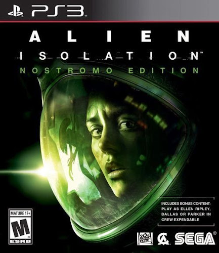 Alien Isolation PS3 Región EUR Español