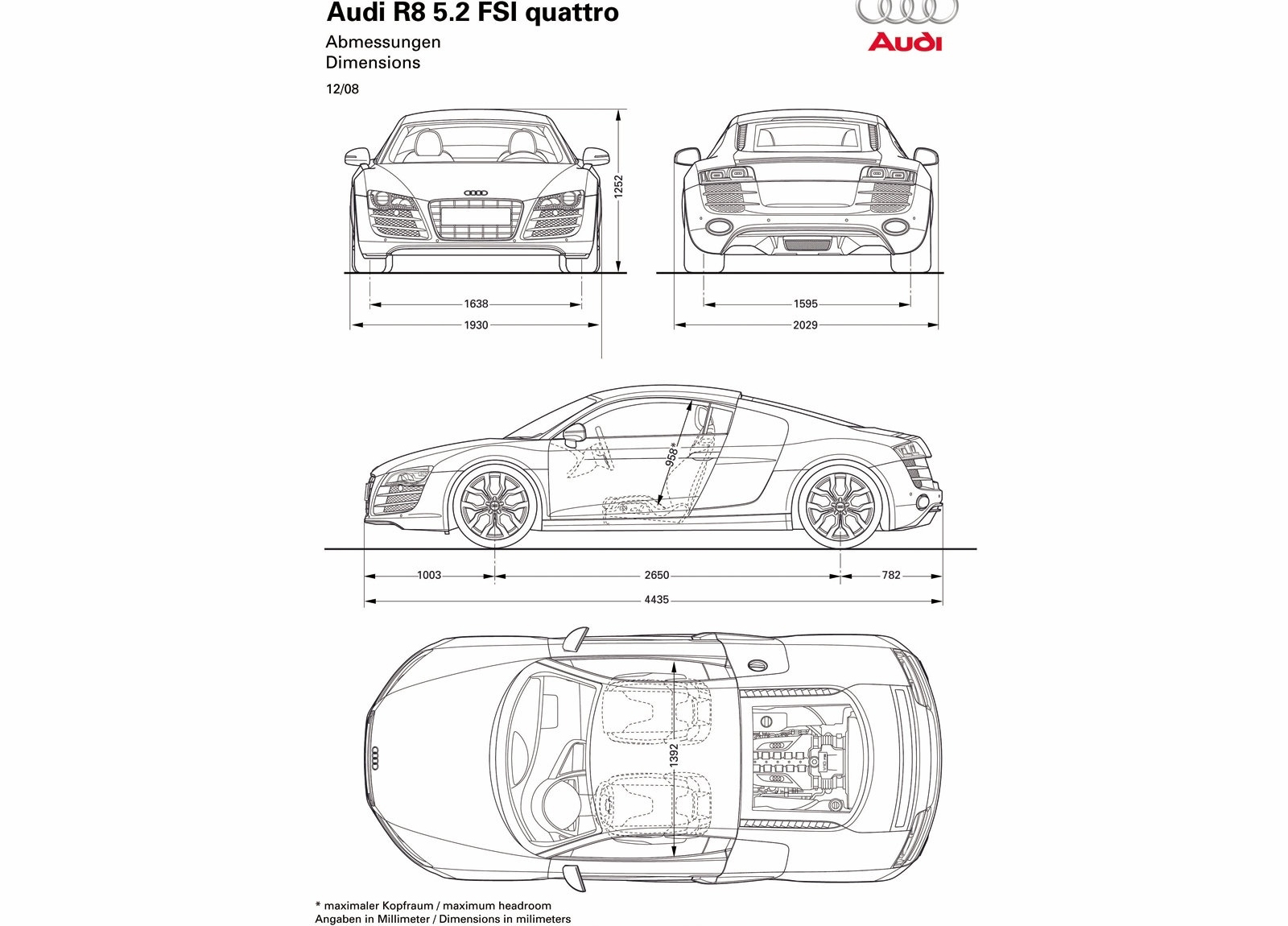 Audi R8 V10 Hd Wallpapers