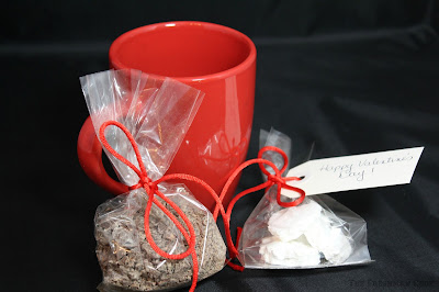 Wrapping the gift of homemade marshmallows