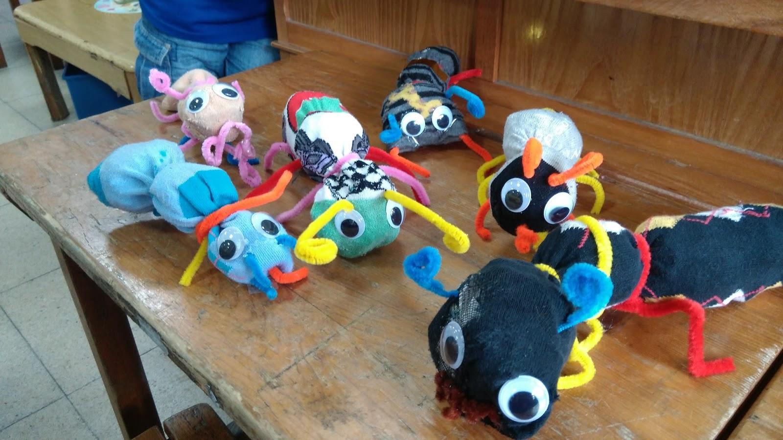 同安202: 螞蟻襪子偶