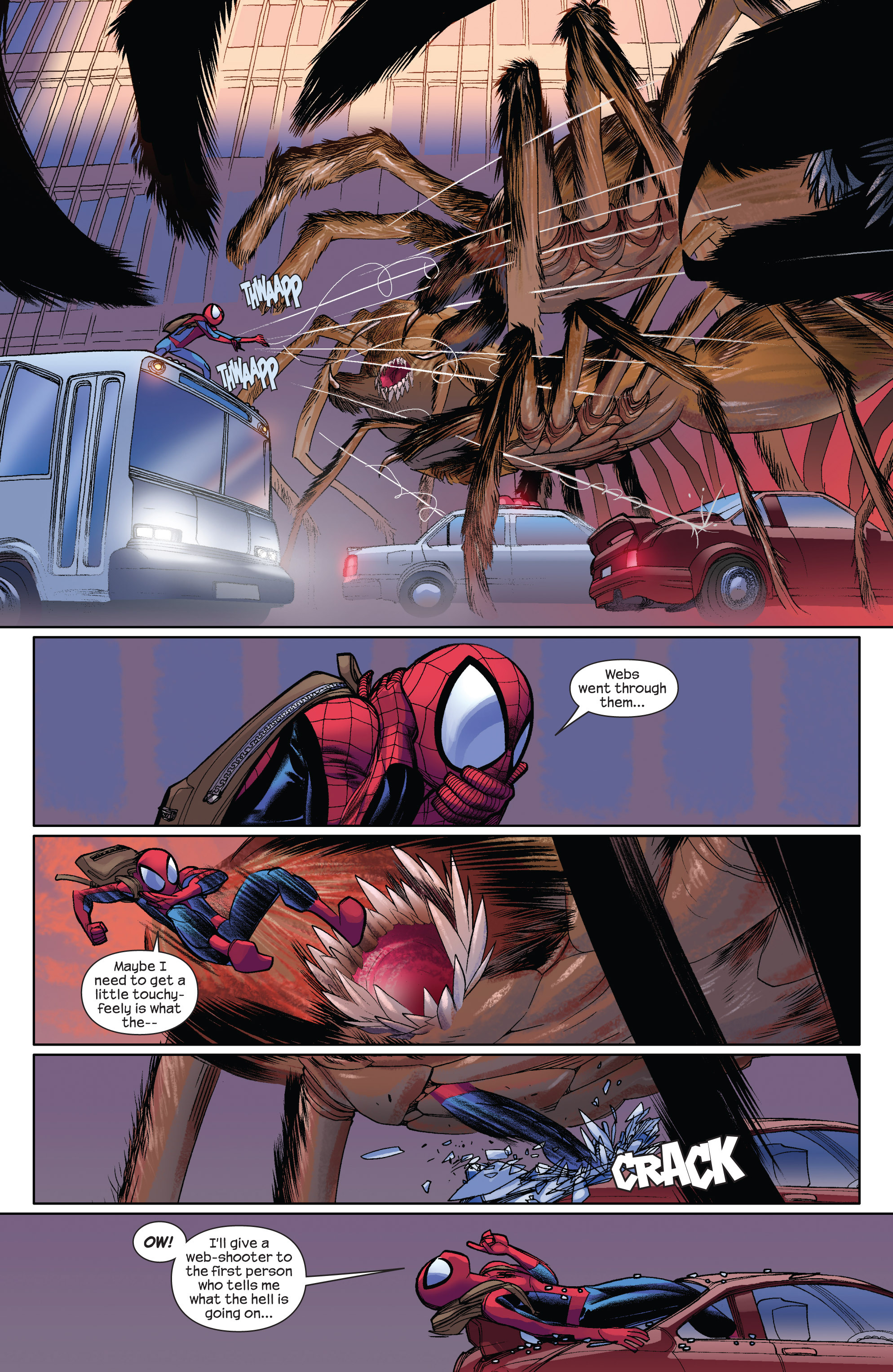 Read online Ultimate Spider-Man (2009) comic -  Issue #3 - 13
