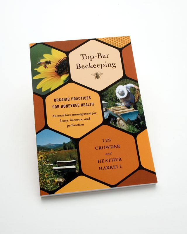 Che Guebee Apiary: Top Bar Beekeeping by Les Crowder