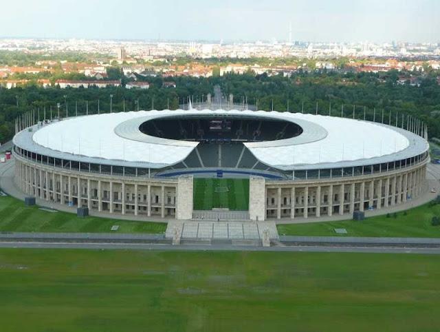 Internacional Stadium Festival em Berlim (ISTAF)