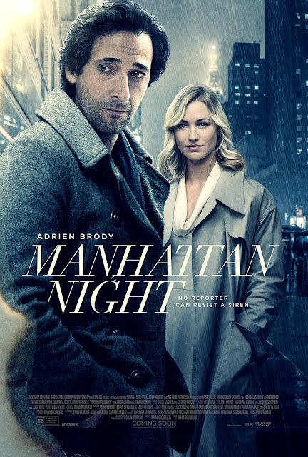 Manhattan Night (2016) ταινιες online seires xrysoi greek subs