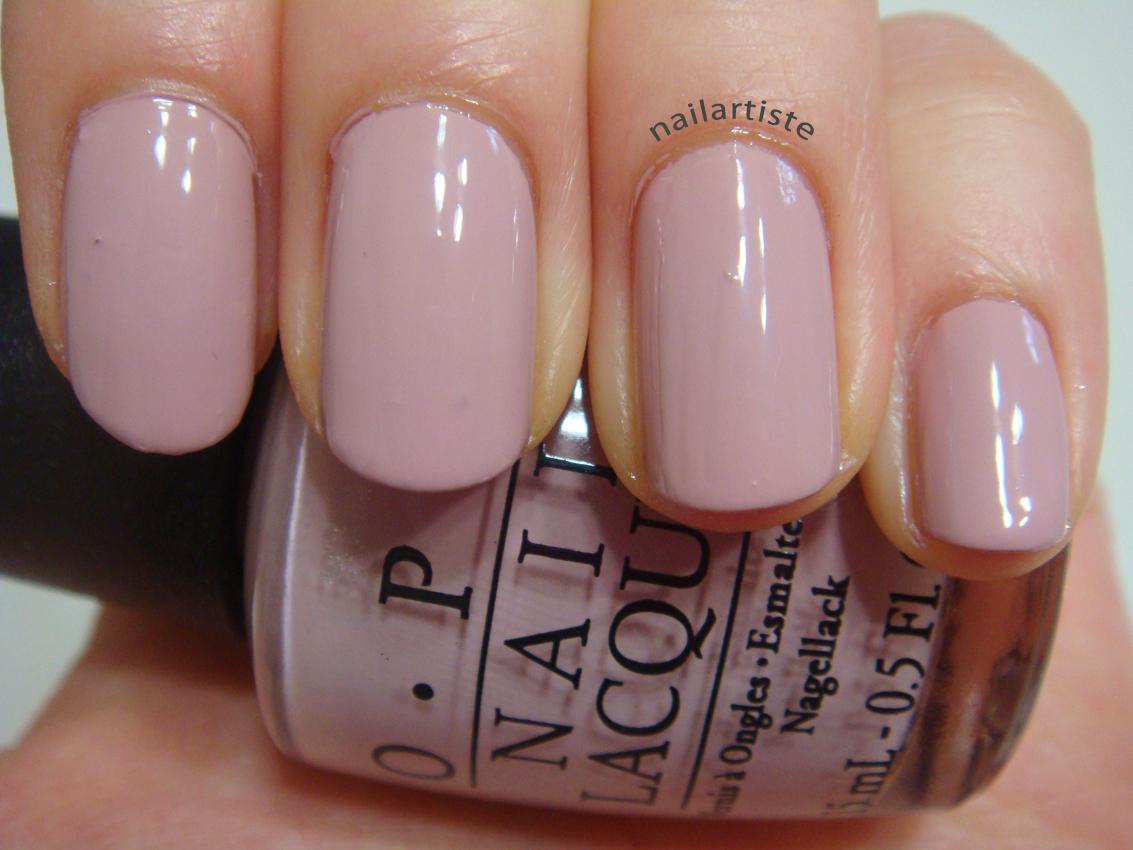 Nude Pink Nail Varnish
