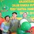 Beri Motivasi, Ketua Persit Korem Bhaskara Jaya Kunjungi Rumah Prajurit