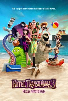 Hotel Transilvânia 3: Férias Monstruosas Torrent - BluRay 720p/1080p Dual Áudio
