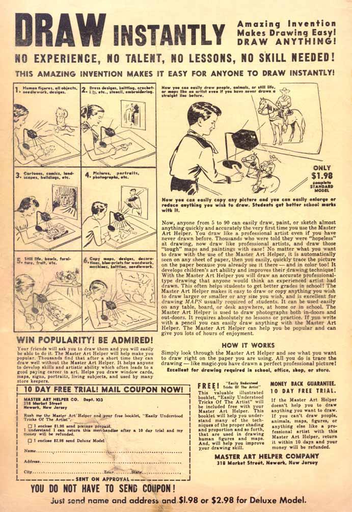 Read online Detective Comics (1937) comic -  Issue #191 - 2