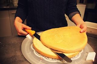 Gâteau Chabela #challengeLireManger