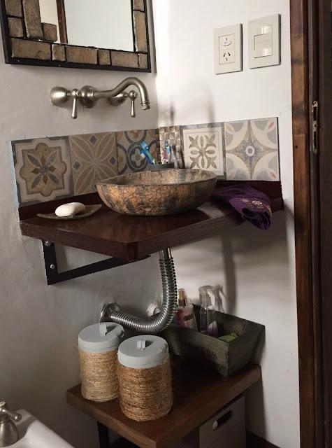 Renovacion del baño