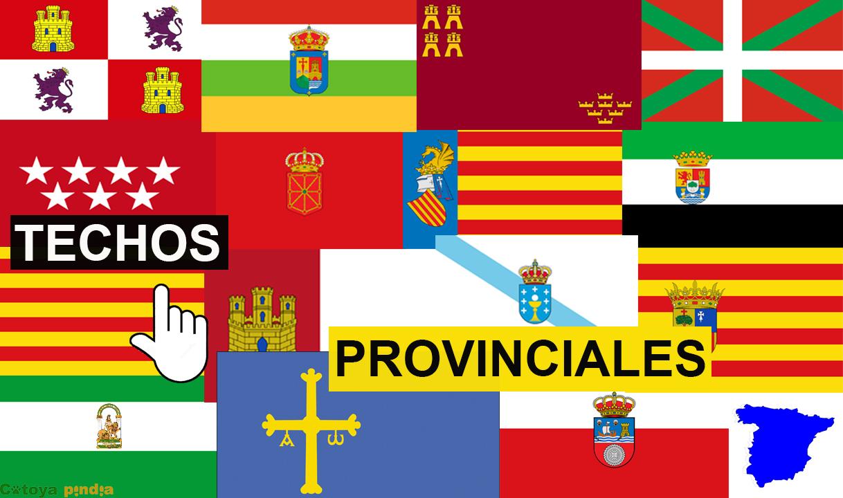 Rutas a los Techos más altos de España.