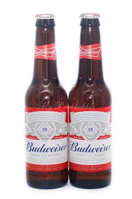 Budweiser cerveza