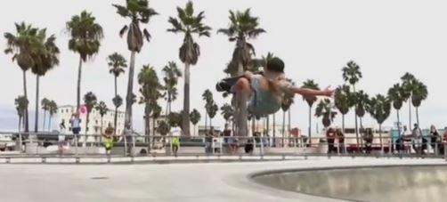 Baru Usia 10Tahun Bocah Ini Sudah Terkenal Karena Berhasil Kuasai 720 Trik Skateboarder