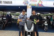 Peminat Sepeda Motor Yamaha Meningkat di Aceh