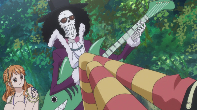 One Piece Episodio 765