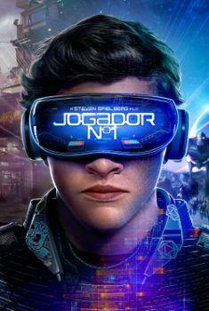 Jogador Nº 1 (2018) Torrent – BluRay 720p/1080p Dual Áudio