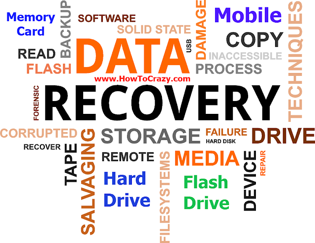 How To Recover Lost Data From Windows Computer & Mac or Recover Deleted Data From PC 7 Mac