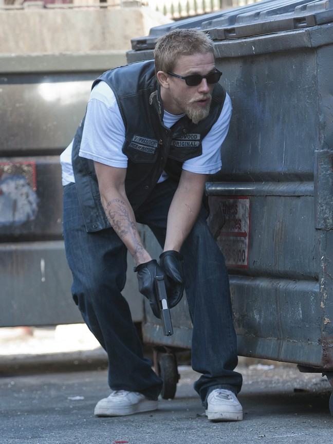 Sons Of Anarchy - Season 4 Episode 7: Fruit for the Crows