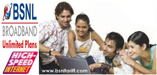 Bsnl broadband plans india, bsnl broadband unlimited plan.