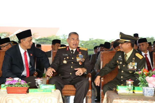 Pangdam IM: Bangsa Indonesia Bangsa Patriot