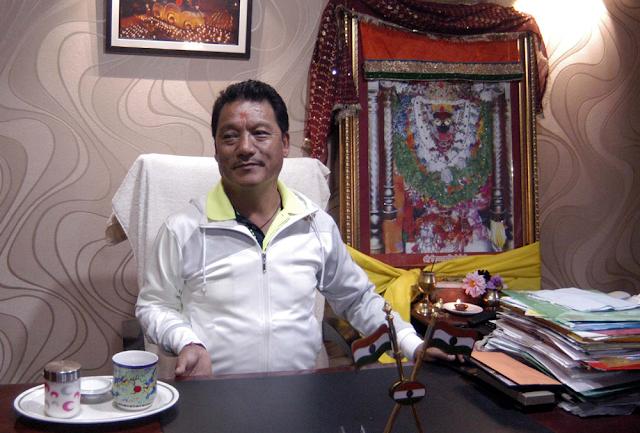 Bimal Gurung's call for Final Gorkhaland Agitation
