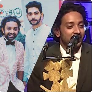 Best Actor Award - Dasun Pathirana