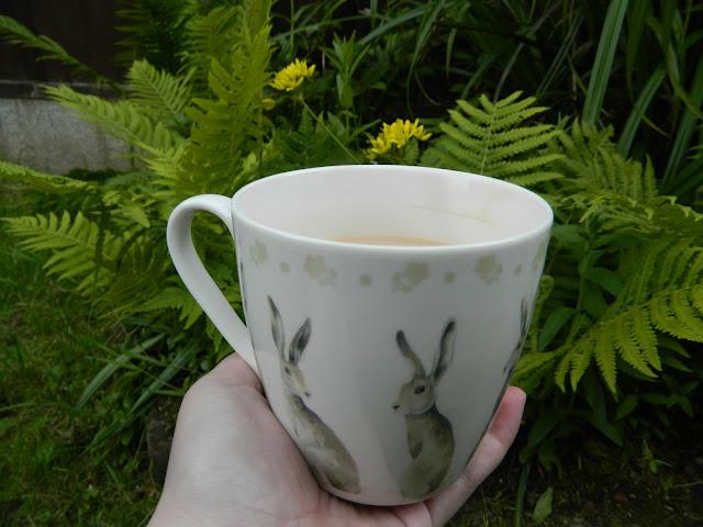 ASDA Hare mug
