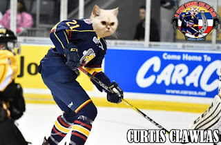 Trade: Colts acquire Aaron Luchuk for Curtis Douglas and picks. #OHL