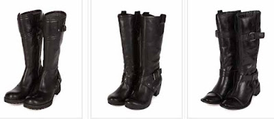botas negras mujeres