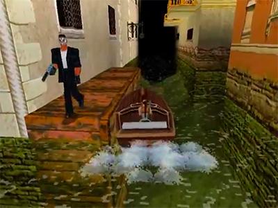 Tomb Raider 2 Venise