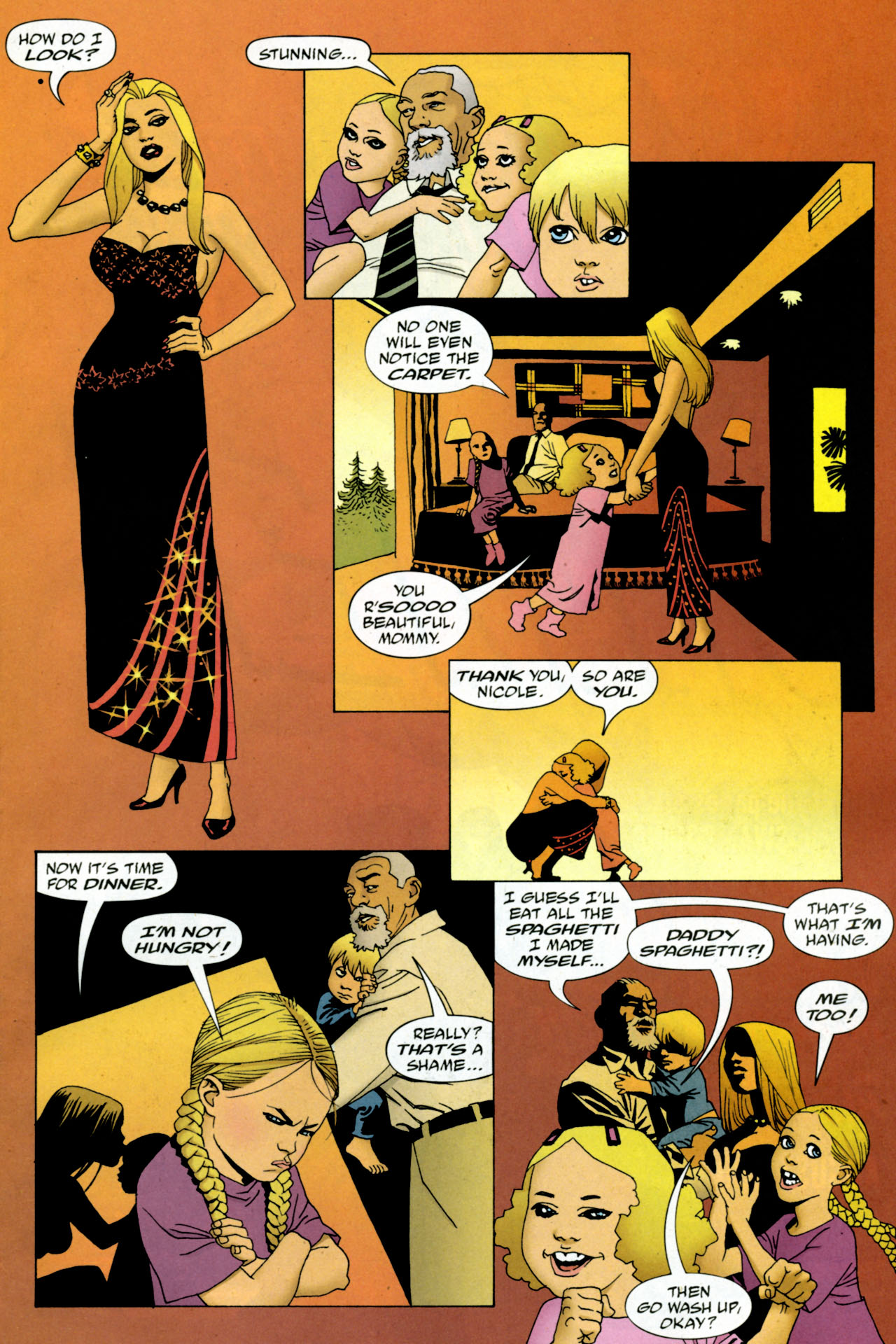 Read online 100 Bullets comic -  Issue #84 - 7