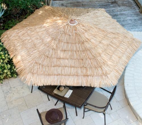 Thatch Tiki Umbrella