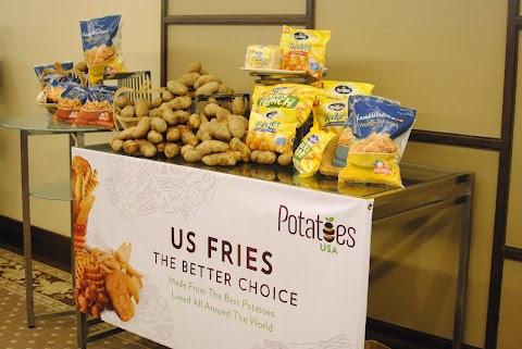 Kenali U.S Potatoes dan Cara Memasaknya dengan Sedap & Sihat