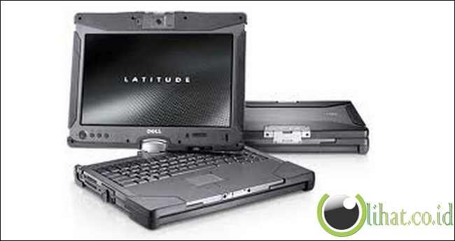 Notebook  Dell latitude xt2 xfr