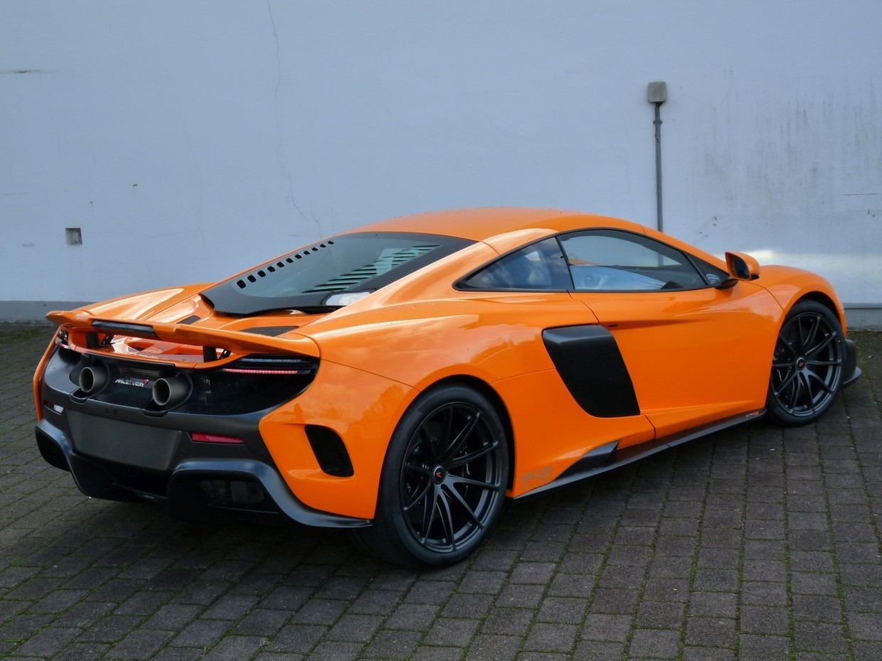 Mclaren 675lt For Sale >> One Of Five McLaren 675LT Prototypes For Sale | Carscoops
