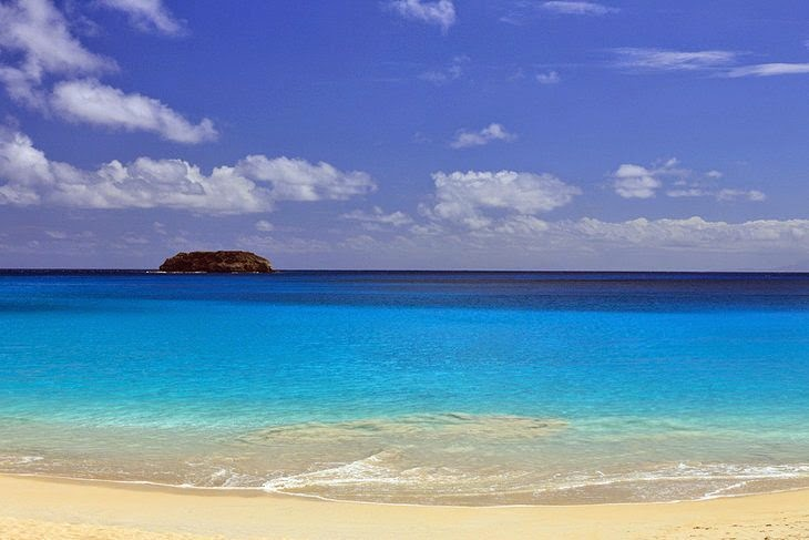 5. Saline Beach, St. Barths - Top 10 Beaches to Go to in 2015
