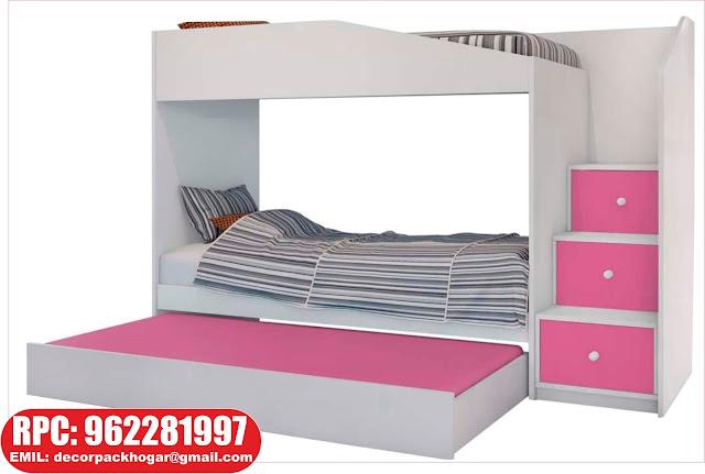 Dise os fabricacion de closet cocina y muebles de oficina for Dormitorios para ninas villa el salvador
