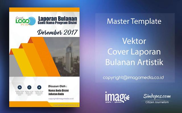 Desain-Cover-Laporan-Bulanan-Artistik-Keren