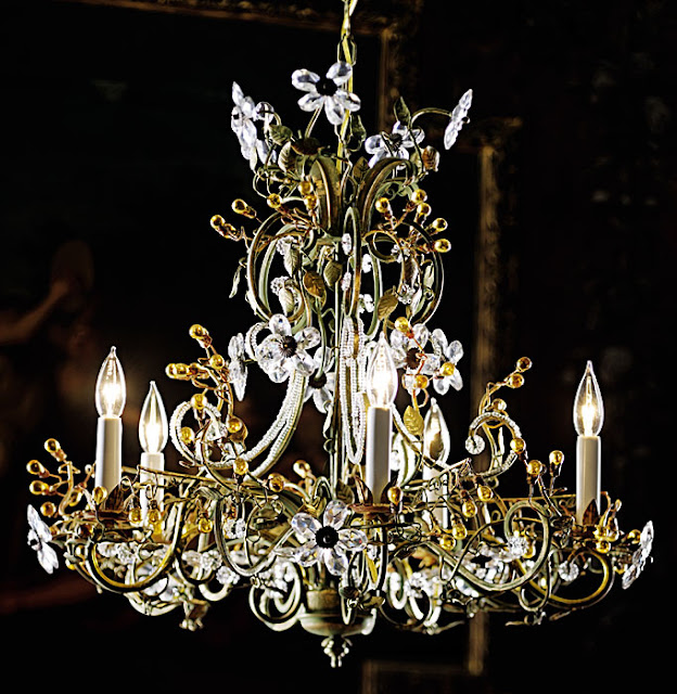 Luxury Jewelry Lamp Fabulously Design