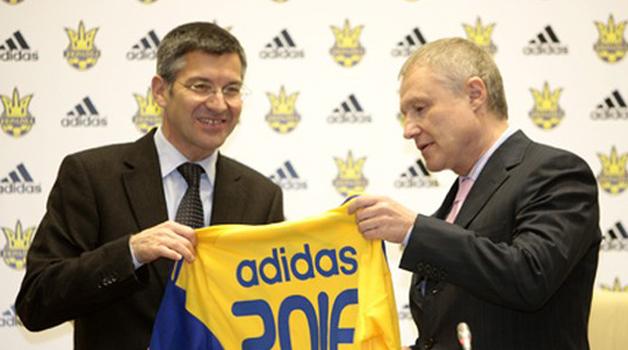 adidas dejará de vestir a Ucrania